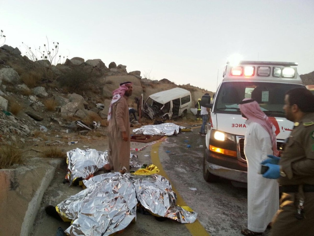 3 Bangladeshis among 9 killed in Saudi Arabia road crash