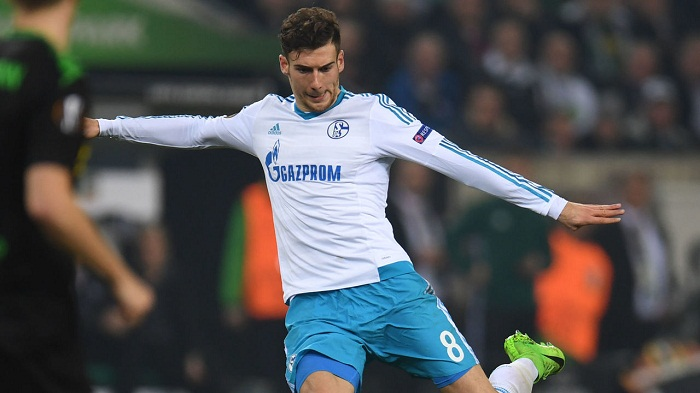 Schalke threaten to drop Bayern-bound Goretzka