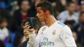 Ronaldo inspires Real Madrid to thumping 7-1 win