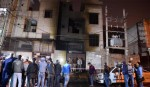 17 killed in Delhi factory fire