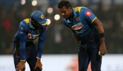 Mathews in doubt for Tests against Bangladesh