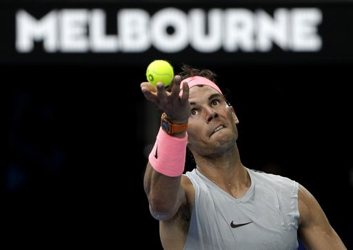Nadal-Cilic among 4 quarterfinals Tuesday