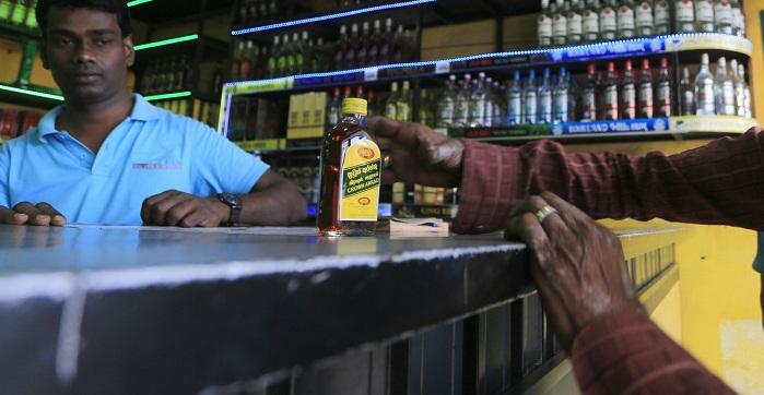 Sri Lanka activists fight ban on women buying booze