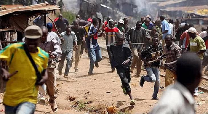 In Niger: At-least 100 people killed, dozens injured in inter-communal clashes - Tatahfonewsarena