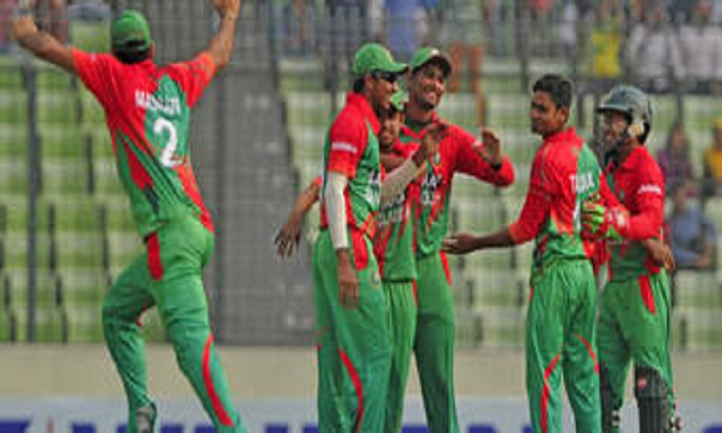 Tri-nation series: Bangladesh to face Zimbabwe today
