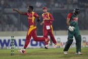 Zimbabwe restrict Bangladesh to 216