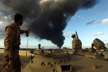 34 dead in twin bombings in Libya's Benghazi: new toll