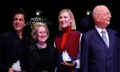 Shah Rukh Khan gets special honour in Davos