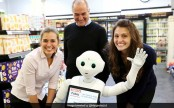 Robotic assistant fired after just a week on the job for putting off customers at UK store
