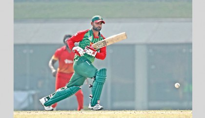 Missing out on a hundred hurts, says Tamim