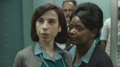 The Shape of Water leads Oscar nominations