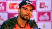 Loss to Sri Lanka a wakeup call before final: Mashrafe