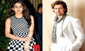 Hrithik Roshan to cast Sara Ali Khan as female lead for Super 30?
