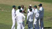 South Africa end day 1 on 6/1 in reply to India's 187 all out