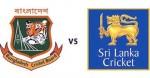 Bangladesh to face Sri Lanka in triangular series final Saturday