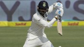 India edge ahead on 'dangerous', 'challenging' pitch