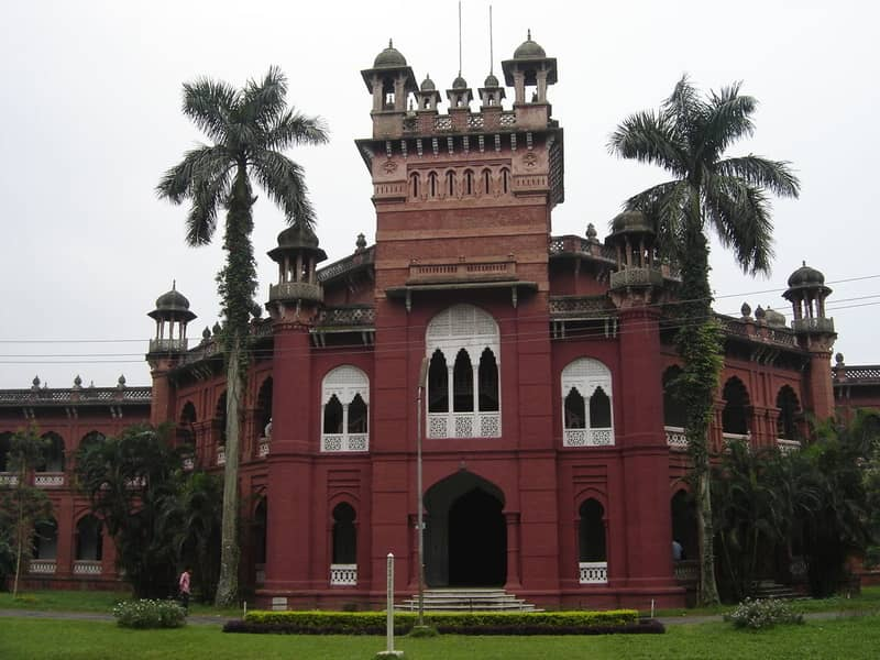 Dhaka University turning into a 'higher madrasa', says Prof Mesbah