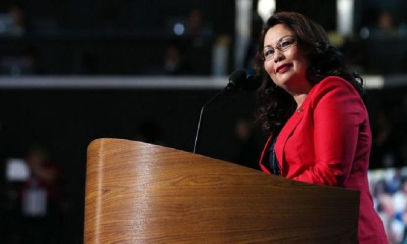 Tammy Duckworth: The mum making history in the US Senate