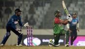 Bangladesh concede 79-run defeat in the tri-series final