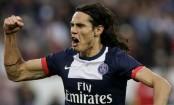 Cavani breaks PSG scoring record