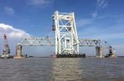 Installation work of 2nd span of Padma Bridge begins