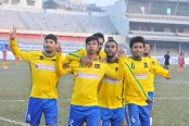 Independence Cup Football: Sheikh Jamal first to reach semis