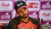 Mashrafe wants strong reply against Sri Lanka Saturday