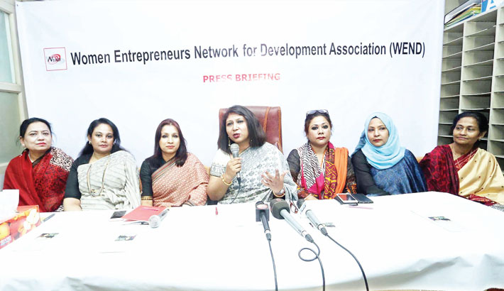 New platform of women  entrepreneurs launched
