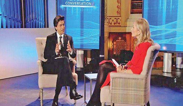 Every leader in world should promote the MeToo movement: Shah Rukh