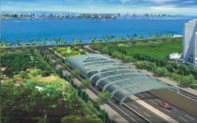 Karnaphuli tunnel project gathers pace