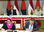 Bangladesh, Indonesia sign 5 instruments to boost bilateral cooperation