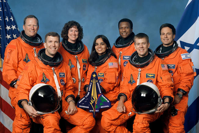 NASA honors seven killed on Space Shuttle Columbia 15 Years Ago