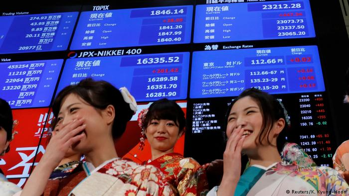 Tokyo stocks open higher as focus shifts to earnings