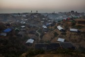 Preparedness for cyclone, monsoon priority in Rohingya camps: IOM