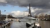 Seine inches higher, keeping Paris on alert