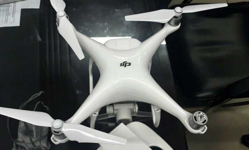 US citizen held at Dhaka airport with powerful drone