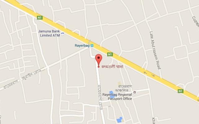 '2 robbers' hurt in city 'gunfight'