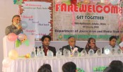 Founding day of MIU Journalism department held