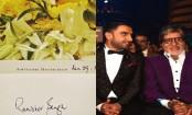 Ranveer Singh receives his first award for Padmaavat