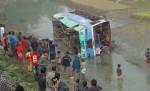 30 hurt in Tangail bus plunge