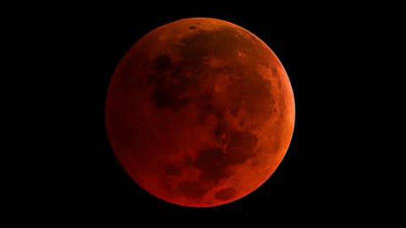 Triple treat: Blue Moon, Supermoon, Total Lunar Eclipse rolled into one