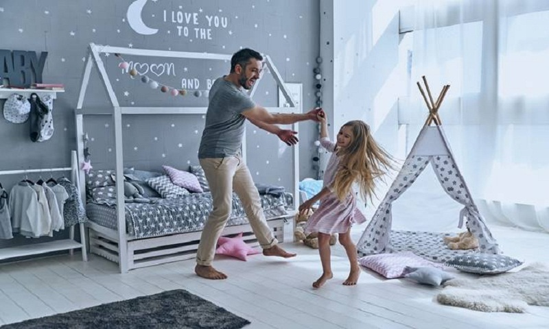 Gift your child a magical space to usher in the spirit
