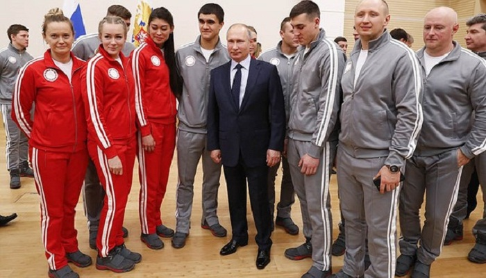 Putin orders alternative Olympic Games for banned athletes
