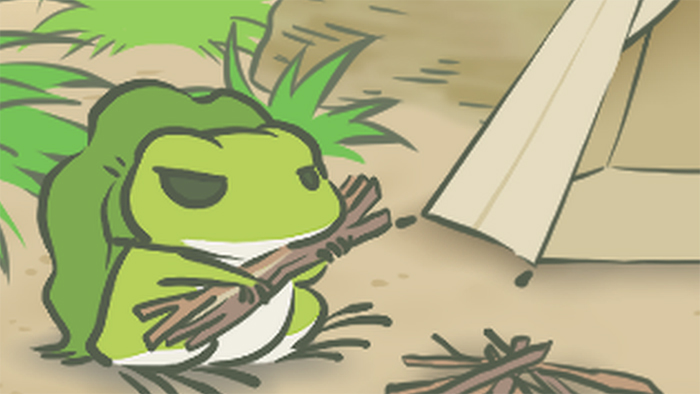 Travel Frog: The cute Japanese game that has China hooked