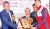 Dhaka Varsity  AF Rahman Hall  sports meet held
