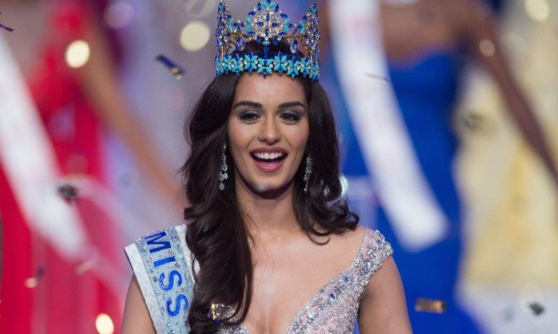 Miss World Manushi kicks off hygiene awareness tour