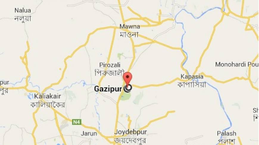 Road crash kills 2 in Gazipur