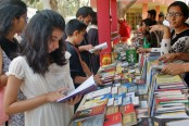 54 new titles hit Ekushey Book Fair