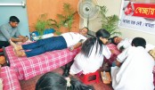 Blood Donation:  A Life-Saving Task
