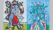 Tapestry Exhibition Of Rashid Choudhury